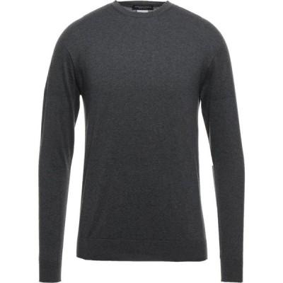 スパダロンガ SPADALONGA メンズ ニット・セーター トップス Sweater Grey