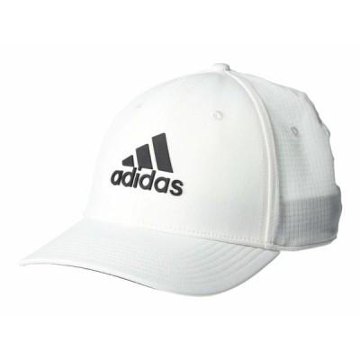 アディダス 帽子 アクセサリー メンズ Tour Hat White/Black