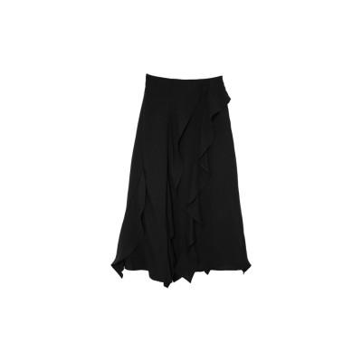 Re:EDIT ポーラフリルスカート ブラック