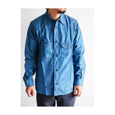 WORKERS(ワーカーズ)〜Cigarette Pocket Shirt〜