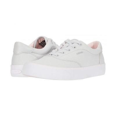 Lugz ラグズ レディース 女性用 シューズ 靴 スニーカー 運動靴 Women's Flip - Lite Grey/Powder Pink/White