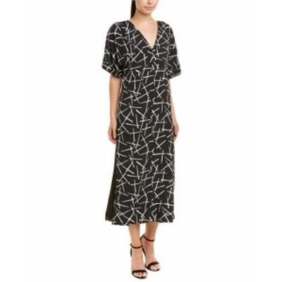 ファッション ドレス Elliatt Midi Dress Xs Black