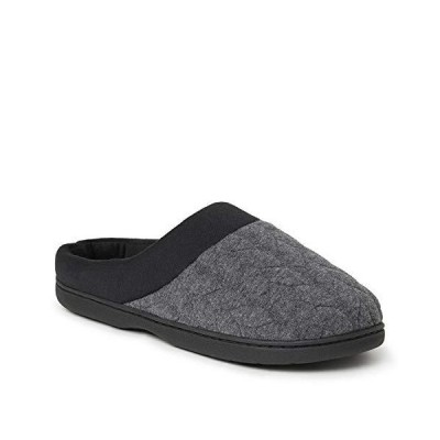 EZ Feet Women's Cable Quilted or Knit Jersey Clog 1112W Dark Heather Grey W