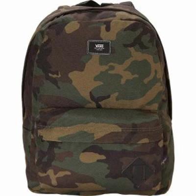 ヴァンズ バックパック・リュック Old Skool II Backpack Classic Camo