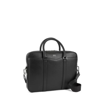 HUGO BOSS / イタリアンカーフレザー ドキュメントケース MEN バッグ > ビジネスバッグ