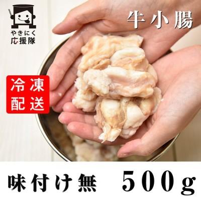 500g 小腸 味付けなし 焼肉用 ホルモン BBQ 冷凍出荷 海外産