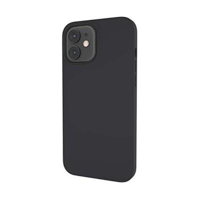 【MagEasy】 iPhone12 mini 対応 ケース MagSafe対応 マグネット リング 内蔵 カバー リキッド シリコン 携帯ケース 耐?