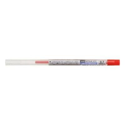 三菱鉛筆 スタイルフィット リフィル ジェットストリーム 0.7mm 赤