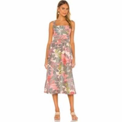 パーカー Parker レディース ワンピース ワンピース・ドレス Aimee Dress St Kitts Batik