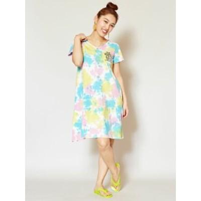 Kahiko 公式 [アロハタワンピース] カヒコ ハワイアン  ファッション ワンピース 4ID-0204