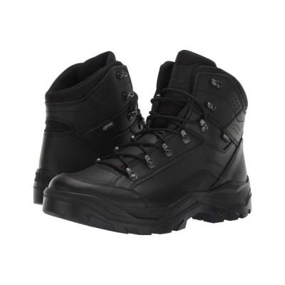 ロワ Lowa メンズ ブーツ シューズ・靴 Renegade II GTX Mid TF Black