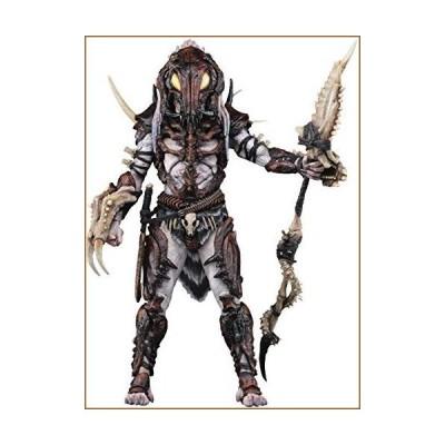 NECA - Predator Ultimate Alpha Predator 100th Edition 7in ActionFigure【並行輸入品】