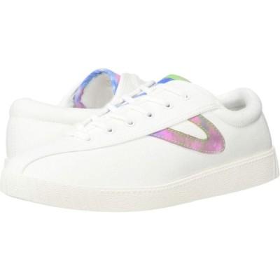 トレトン Tretorn レディース スニーカー シューズ・靴 Nylite 40 Plus Vintage White/Pink/Blue/Green