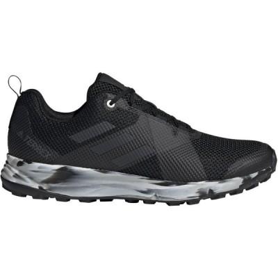 アディダス Adidas メンズ ランニング・ウォーキング シューズ・靴 terrex two trail running shoes Black/Carbon/Grey One