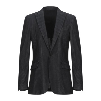 RICHMOND X テーラードジャケット ブラック 50 バージンウール 100% テーラードジャケット