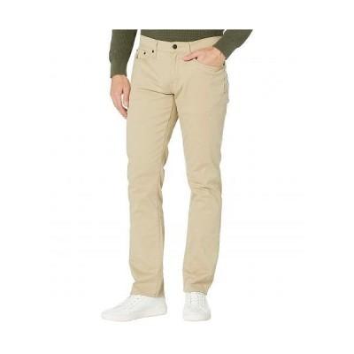 U.S. POLO ASSN. USポロ メンズ 男性用 ファッション パンツ ズボン Slim Straight Stretch Five-Pocket Pants - Oxford Tan