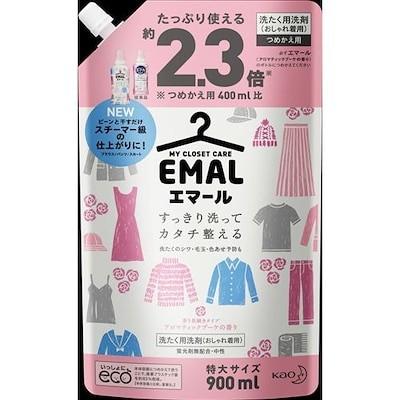 花王 エマール アロマティックブーケの香り つめかえ用 900ml