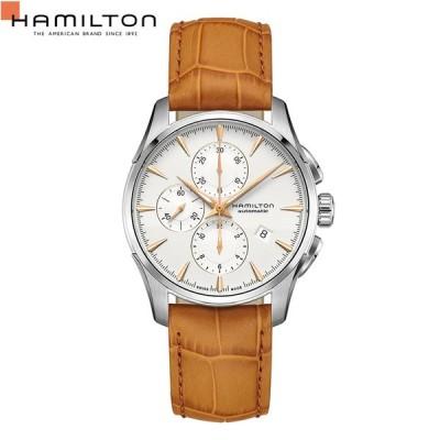 正規品 自動巻 ハミルトン HAMILTON 腕時計 メンズ ジャズマスター オートクロノ H32586511