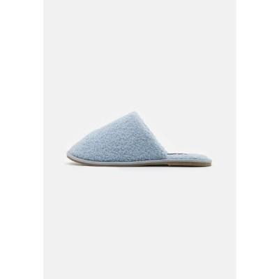 ヴェロモーダ レディース 靴 シューズ VMIZA - Slippers - blue