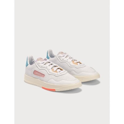 アディダス Adidas Originals レディース スニーカー シューズ・靴 SC Premiere Cloud White/Purple Tint