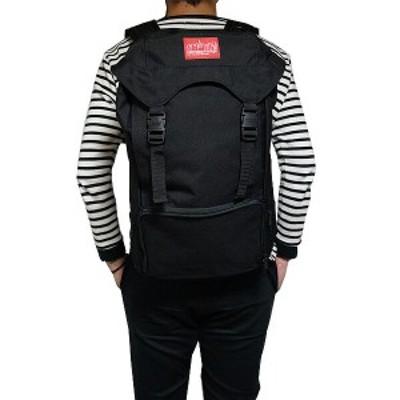 マンハッタンポーテージ リュック ブラック 2103 ハイカー バックパック 3 Manhattan Portage Hiker Backpack 3 送料無料【敬老の日】