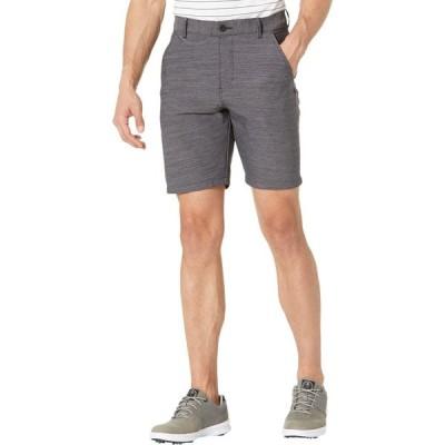 プーマ PUMA Golf メンズ ショートパンツ ボトムス・パンツ 101 Heather Shorts Puma Black Heather