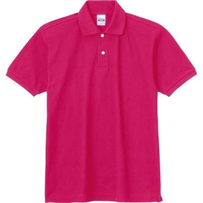 トムス(TOMS) 5.3オンス スタンダードポロシャツ 00223ーSDP(ジュニアサイズ) 00223A ホットピンク
