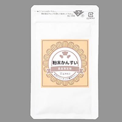 粉末かんすい / 30g 膨張剤・香料・色素・凝固剤・添加物 添加物