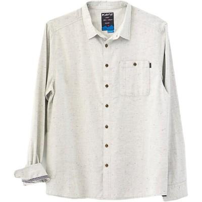 カブー シャツ メンズ トップス KAVU Men's Northstar Shirt Grey