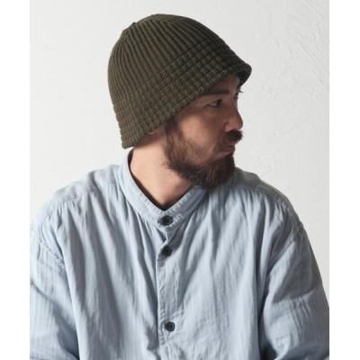 Ray's Store / Down Brim Knit Metro Hat / ダウンブリムニットメトロハット MEN 帽子 > ニットキャップ/ビーニー