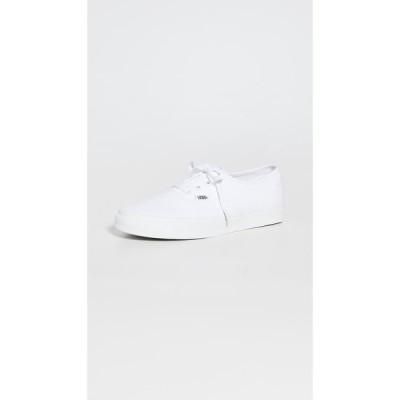 ヴァンズ Vans レディース スニーカー シューズ・靴 UA Authentic Sneakers True White