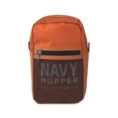 ネイビーホッパー ショルダーバッグ NH ミニショルダーバッグL NH-001-41 オレンジ