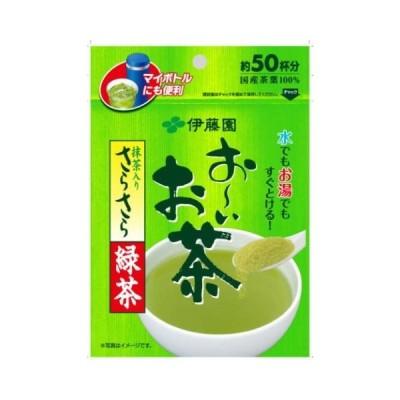 伊藤園 おーいお茶 さらさら緑茶  40g