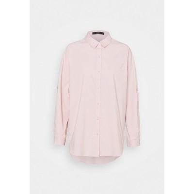 シュテフェン スクラウト シャツ レディース トップス NADJA BLOUSE - Button-down blouse - soft rose