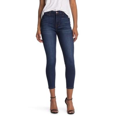 """ライチェルレイチェルロイ レディース デニムパンツ ボトムス Joy High Rise 27"""" Crop Curvy Skinny Jeans SPOTLIGHT"""
