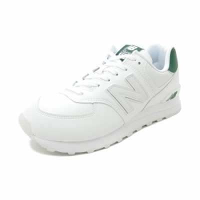 スニーカー ニューバランス NEW BALANCE ML574SNB ホワイト/グリーン ML574-SNB NB メンズ シューズ 靴 20FW