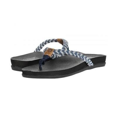 Yellow Box イエローボックス レディース 女性用 シューズ 靴 サンダル Qweene - Navy