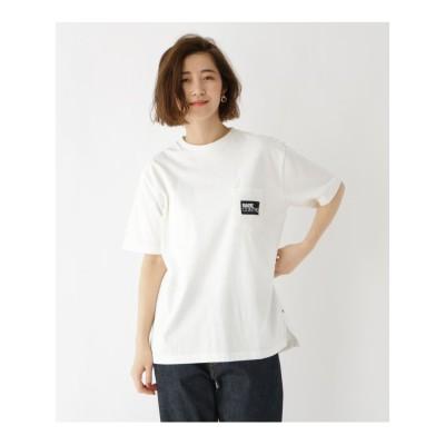 刺繍BOXロゴ半袖T16527
