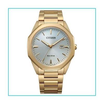 メンズ シチズン エコドライブ Corso ゴールド調腕時計 BM7492-57A【並行輸入品】