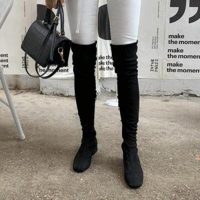 HEYLADY レディース ブーツ Reel Long Boots