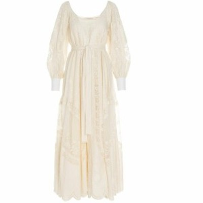 TORY BURCH/トリー バーチ White Lace insert dress レディース 春夏2021 81126104 ju