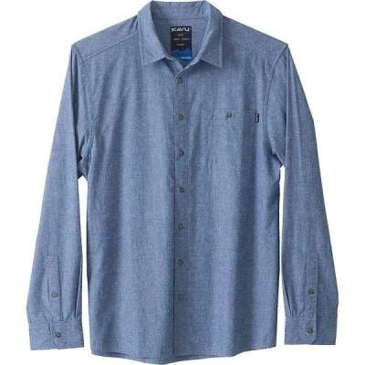 カブー Kavu メンズ シャツ トップス Northstar Shirt Chromatic