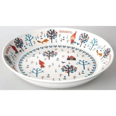 小倉陶器 DREAM STORY 軽量食器 カレー皿 赤ずきん