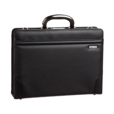 [アイエスプラス] アルミ手ハンドル撥水39cmダレスビジネスバッグ 日本製 口枠ダレス (ブラック One Size)