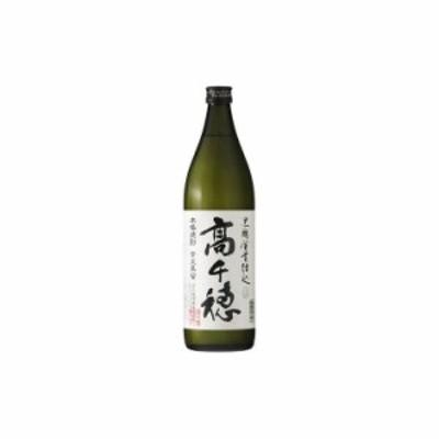 高千穂酒造(株) 単式25゜高千穂 麦 黒麹 白ラベル 900ML(代引不可)