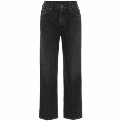 ゴールドサイン Goldsign レディース ジーンズ・デニム ボトムス・パンツ The Cropped A high-rise jeans Turner