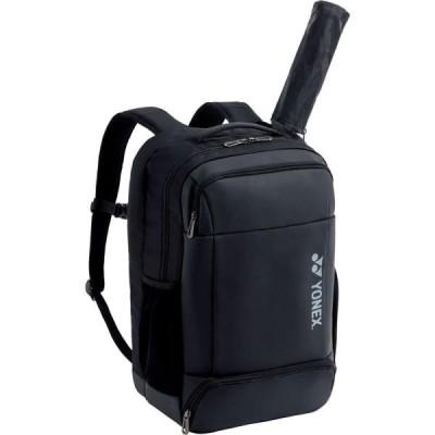 ラケットバッグ ヨネックス リュック ラケットバッグ テニス BAG2018S-007 テニスバッグ バックパックS ブラック  (YNX)(QCB02)