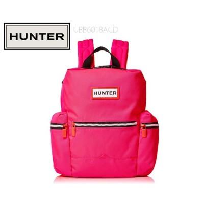 ハンター HUNTER オリジナル トップクリップ ミニバックパック 国内正規品  メンズ レディース バッグ かばん ブライトピンク UBB6018ACD-RBP
