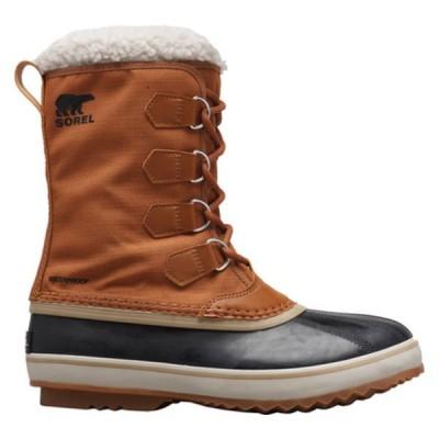 ソレル スニーカー シューズ メンズ 1964 Pac Nylon Boot (Men's) Camel Brown/Black Nylon
