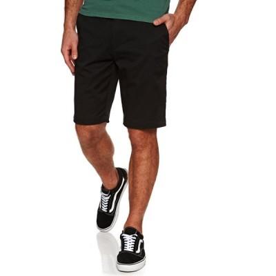 ルーカ RVCA メンズ ショートパンツ ボトムス・パンツ weekend stretch shorts Black